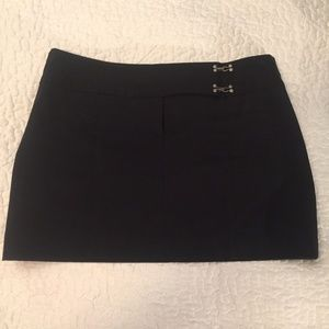 Guess Women's Mini Skirt Color Black Size 6